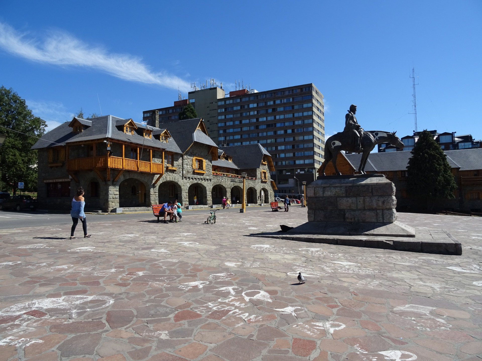 Central Bariloche is pretty nice.
