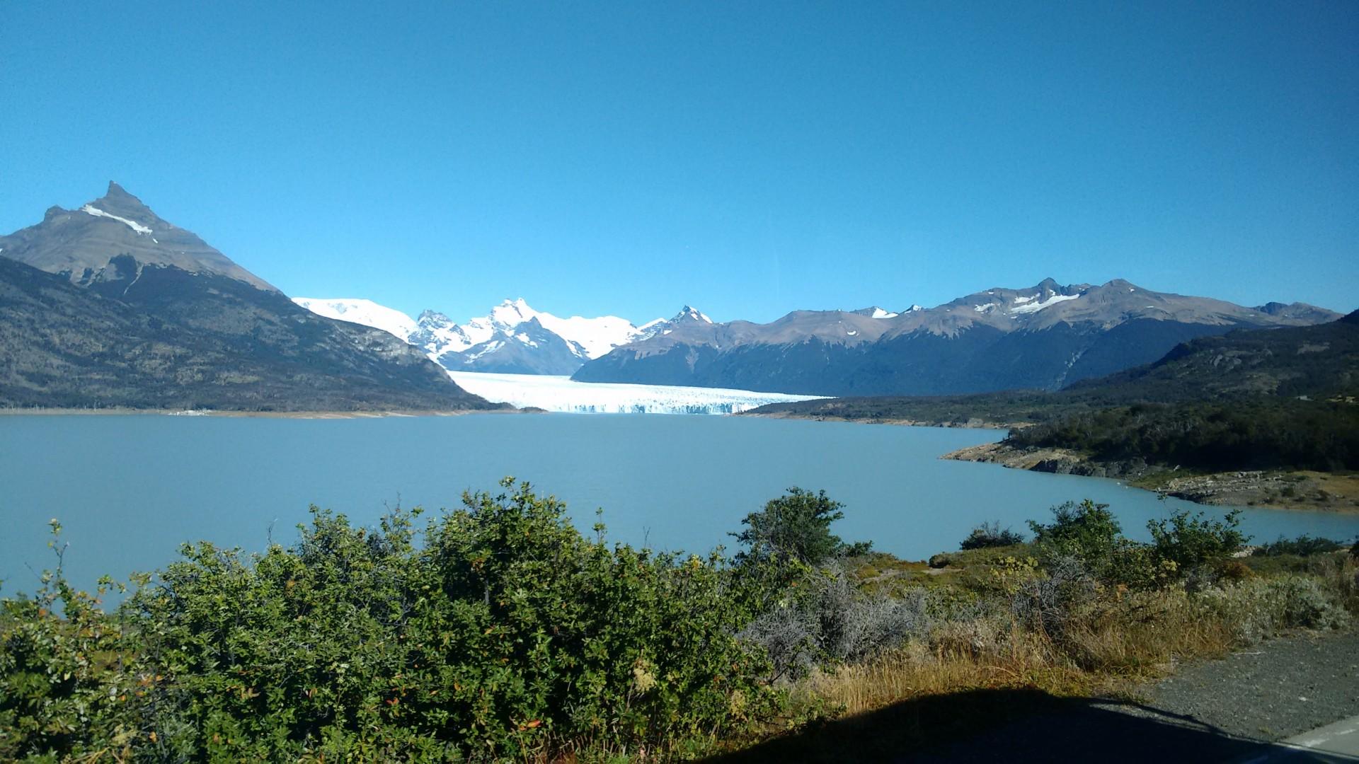 It's a glacier!!