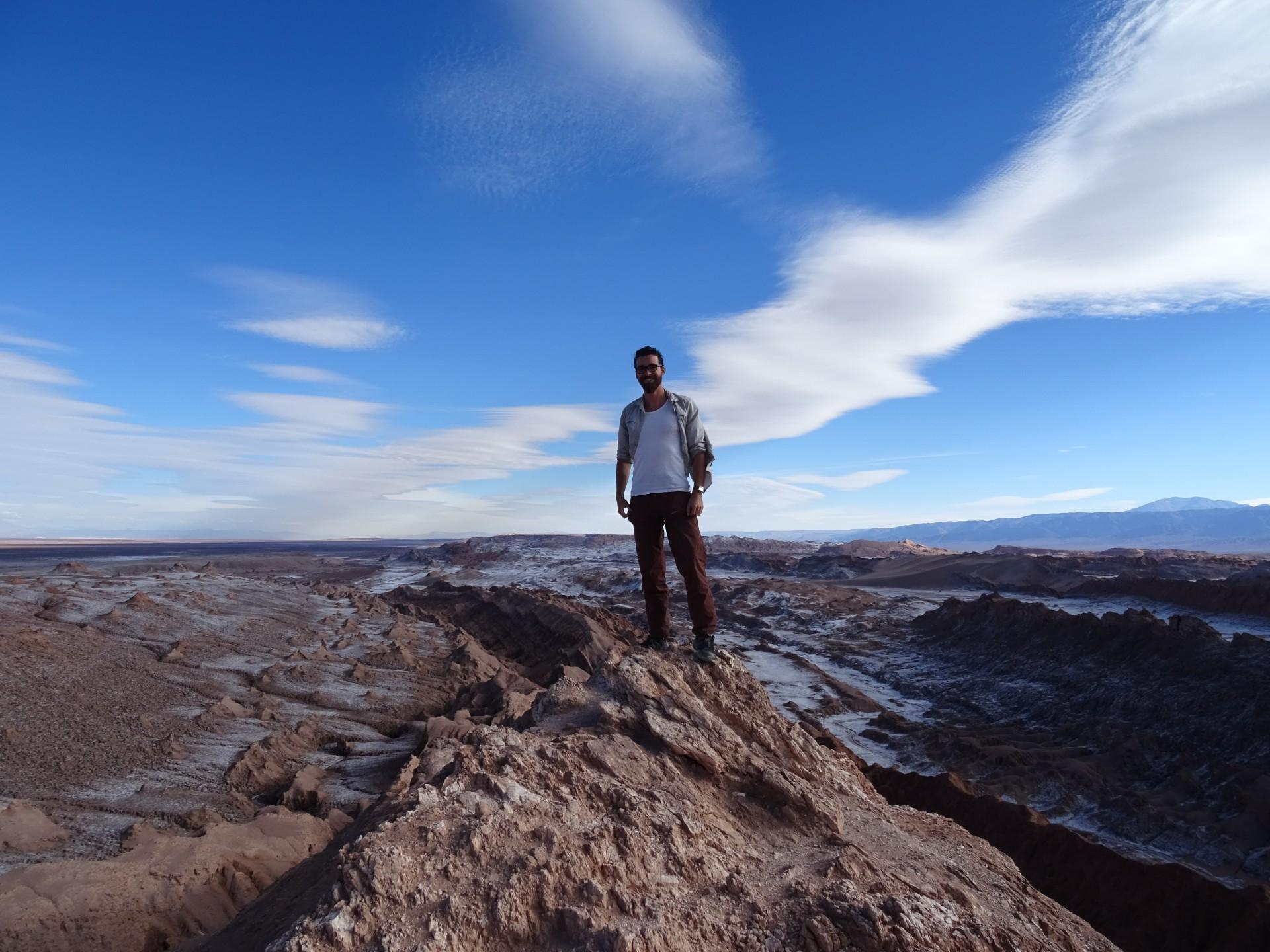 Me. On Mars. Honest!