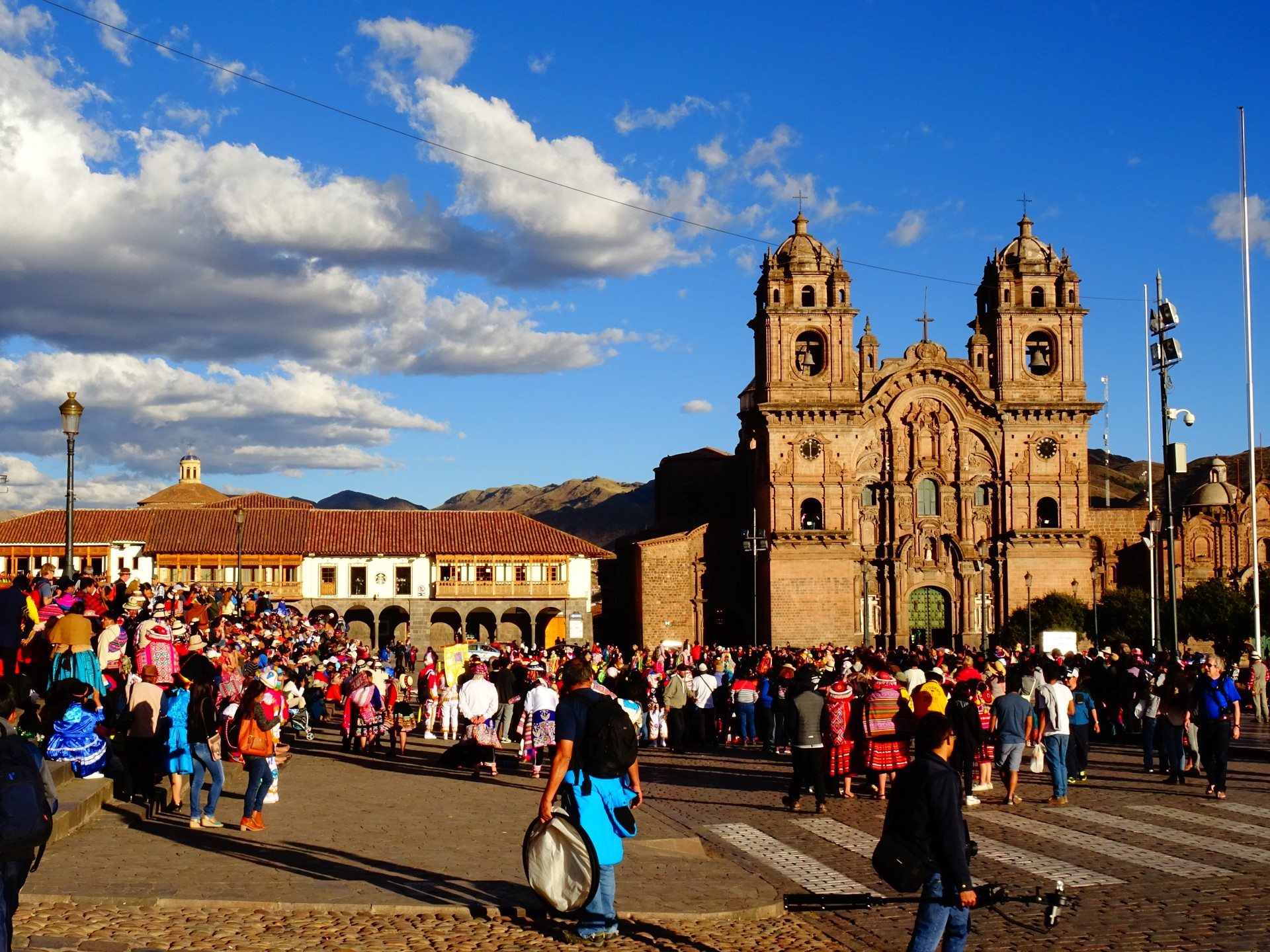 Cusco - Capital of the Inca Empire