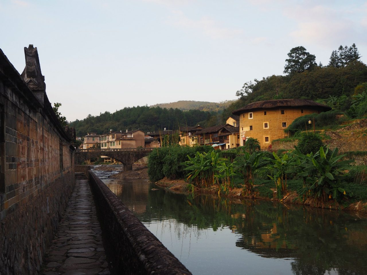 River Tulou